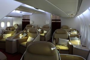 A380 pirma klasė (Air_France_nuotrauka)