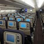 Air France_A380 ekonominė klasė (Air France nuotrauka)