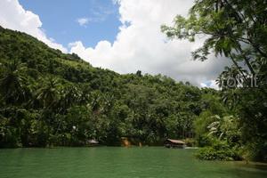 Filipinai, Boholio sala