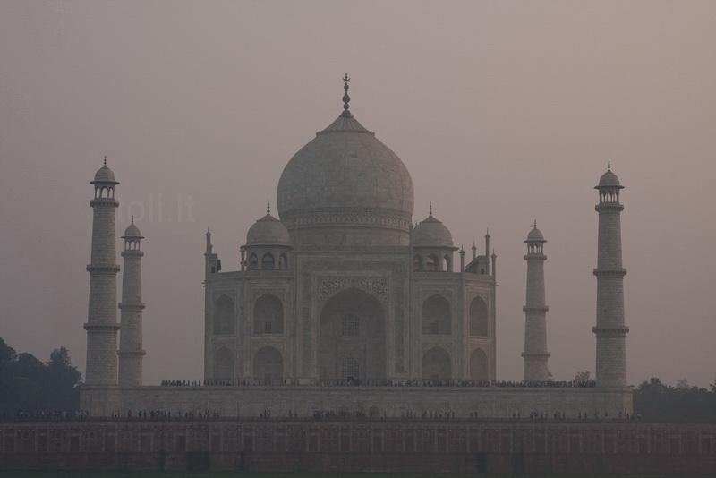 Agra, Tadž Mahalis